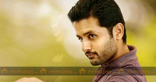 Nithin New Movie With Radhakrishna Production