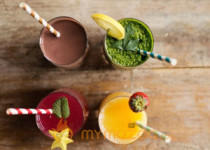 Juice or smoothie: Which is healthier?
