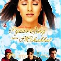 Pyaar ishq aur mohabbat movie video songs : Dalam mihrab cinta