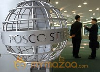 Posco gets clearance to build Orissa steel plant