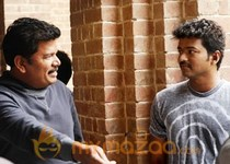 Nanban' shooting in Chennai