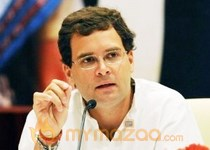 Rahul Gandhi gives call to uproot Mayawati government