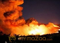 Chile blaze claims six firefighters