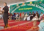 Nasra Trust to continue its efforts in promoting education: Shahnaz
