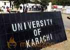 Rival groups clash at Karachi University, 12 injured
