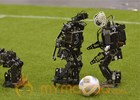 US wins another soccer World Cup, this time with humanoid robots