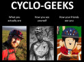 Cyclist Expectations