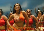 Anushka in  Puli Veta Movie Gallery