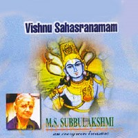 Vishnu Sahasranamam - MS subbalakshmi devotional songs