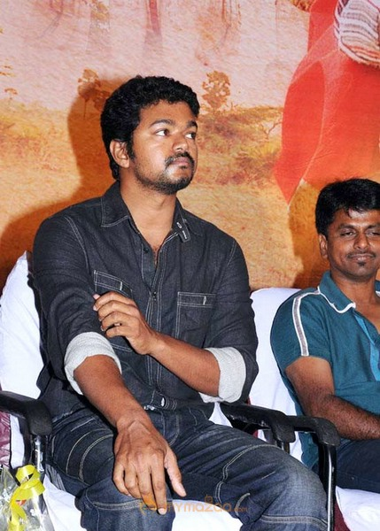 Vijay Launched Sankarankovil Movie Audio