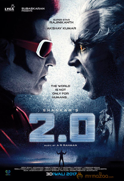 2.0 Movie Posters