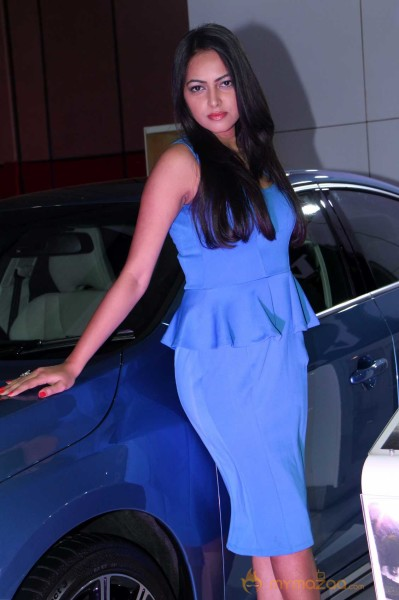 Richa Singh Photo Shoot At Auto Expo