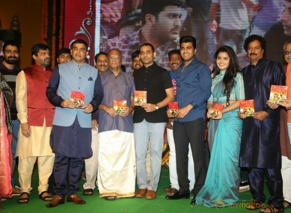 Shatamanam Bhavathi Audio Launch