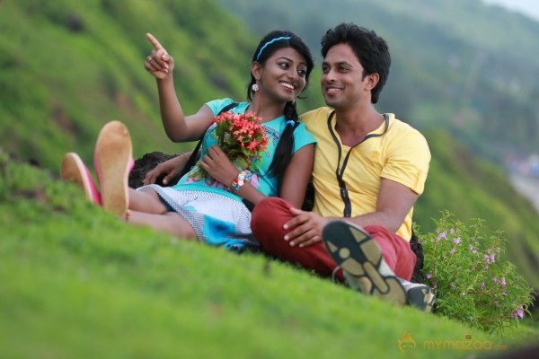 Green Signal Movie Hot Stills