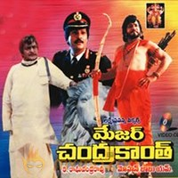 Major Chandrakanth