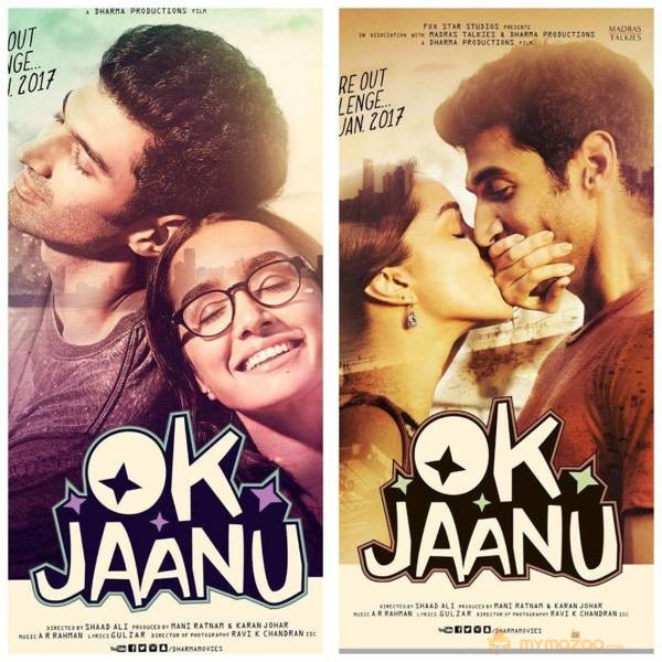 OK JAANU TRAILER REVIEW