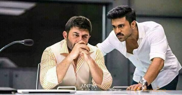 Do You know the Secret Behind Number 8 in Ram Charan's Dhruva Title!