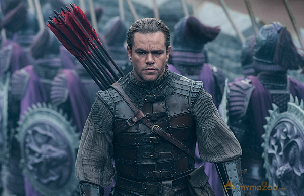 Matt Damon Proves His Fighting Prowess in 'The Great Wall' Trailer