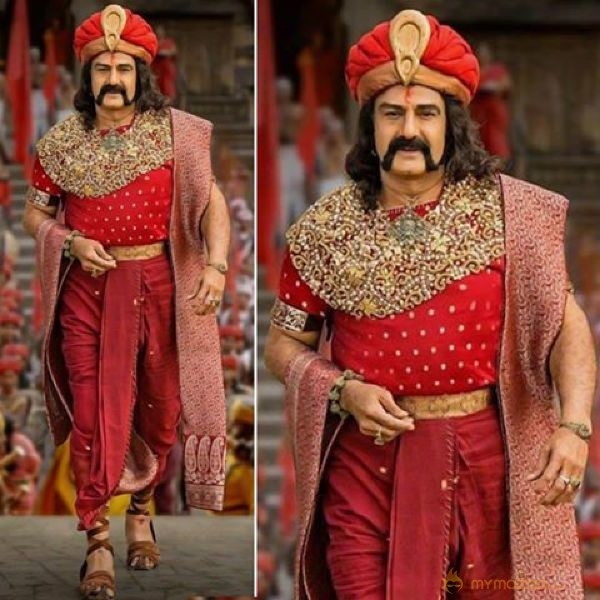 Megastar Chiru should do a Satakarni