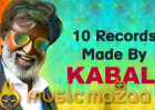 10 Records made by Kabali till now