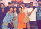 Sania Mirza-Shoaib Malik, Zaheer Khan-Sagarika Ghatge night in London