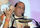 Not encroaching on Telangana govt's powers: Rajnath Singh