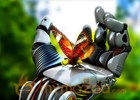 Robohand: DARPA's bionic arm can be controlled by your brain