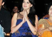 Lakshmi Rai Latest cute stills in blue dress