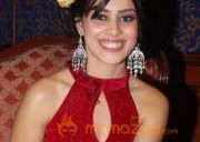 Genelia in Chennai Internation Fashion Week