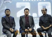 Shankar 's Robo 2.0 First Look Launch Event Photos