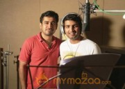 Santhanam Sings For Nambiar Movie Photos