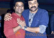 Megastar Chiranjeevi's Latest Photos From Khaidi No 150 sets