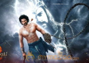 Prabhas First Look From Baahubali 2