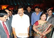 Ambica Krishna Son Marriage Reception