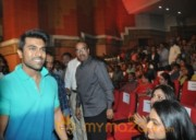 Ram Charan at Iddarammayilatho Audio Launch
