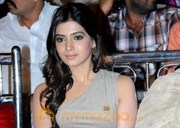 Samantha At Lux Sandal Awards