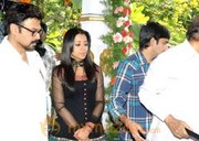Venkatesh and Trisha New Movie Launch Gallery