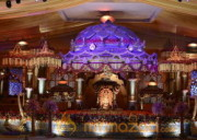 Balakrishna's Daughter Tejaswini Marriage Mandap Sets Photos