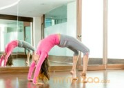 Manchu Lakshmi Yoga Photos