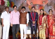 Prathani Rama Krishna Goud Son's Wedding Reception Photos